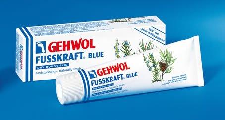 Gehwol Blue crema per piedi 75g Tubetto - trattamento Pelle Secca