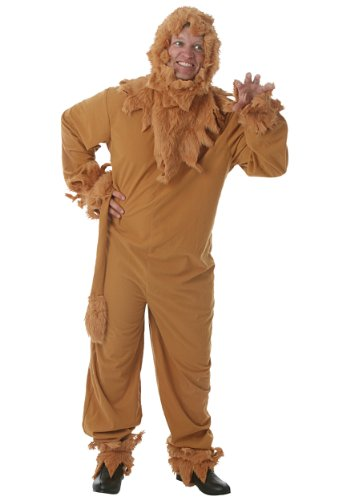 Cowardly Lion Wizard Of Oz Halloween Costume