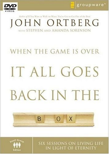 When the Game Is Over, It All Goes Back in the Box [DVD] [2008] [US Import] [NTSC]