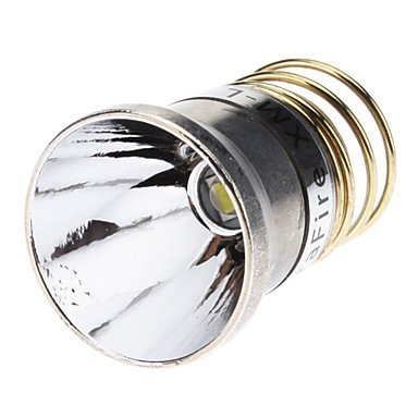 Generic Ultrafire 5-Mode Cree Xm-L2 Led Bulb Smooth Surface