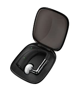 Motorola ELITE SLIVER Bluetooth Headset - Retail Packaging - Black