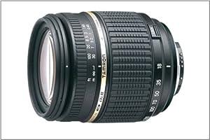 Tamron 18-250mm F/3.5-6.3 AF Di-II LD Aspherical (IF) Macro Lens for Nikon Digital SLR Cameras