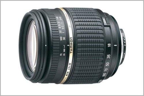 Tamron 18-250Mm F/3.5-6.3 Af Di-Ii Ld Aspherical (If) Macro Lens For Nikon Digital Slr Cameras