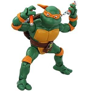 Teenage Mutant Ninja Turtles 6-inch Classic Collection Michelangelo Figure