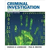 img - for Criminal Investigation Basic Perspectives Twelfth Edition (Criminal Investigation Basic Perspectives Twelfth Edition) book / textbook / text book