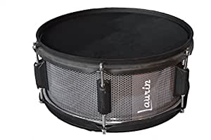 snare 12 mesh pad for electronic drum grey grill look for alesis and roland. Black Bedroom Furniture Sets. Home Design Ideas