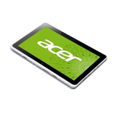 acer アイコニアシリーズ タブレットPC ( 10.1型 / Atom Z2760 / 2GB / 64GB eMMC / Win8 32bit / シルバー / キーボードドック付 ) ICONIA W510D