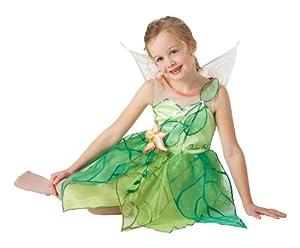 60683b8f9 juguetes y juegos disfraces y accesorios disfraces niños · Rubie`s Disfraz  infantil de Campanilla ...