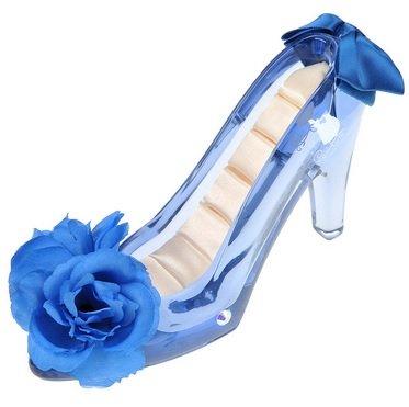 【 ディズニーストア 】リングスタンド ガラスの靴 シンデレラ