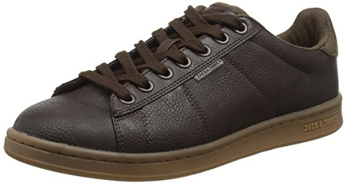 Jack & JonesBane - Scarpe da Ginnastica Basse uomo , Marrone (Brown (Java)), 42