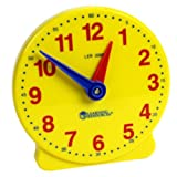 419s2J2W28L. SL160  Learning Resources Big Time 12 Hour Student Clock