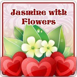 Jasmine With Flowers Tea 2 Lb Bag