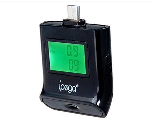 Pg-S1017 Lcd Display Alcohol Tester With Backlight For Samsung Galaxy S3/S4 (I9300/I9500)