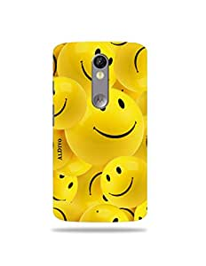 alDivo Premium Quality Printed Mobile Back Cover For MOTO X PLAY / MOTO X PLAY Back Case Cover (MKD300)