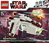 LEGO Star Wars: Mini Republic Attack Gunship (Brickmaster Exclusive) Set 20010 (Bagged)
