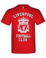 Liverpool FC Crest T-Shirt