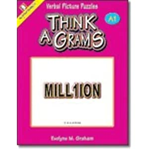 Think-A-Grams, Book A1 Evelyn Graham