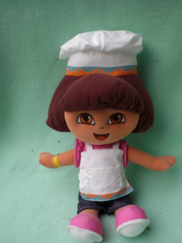 "13"" Plush, Baker, Dora the Explorer, Toy - 1"