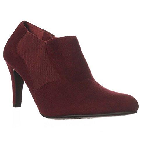 Ellen Tracy Carlton Ankle Boot - Oxblood