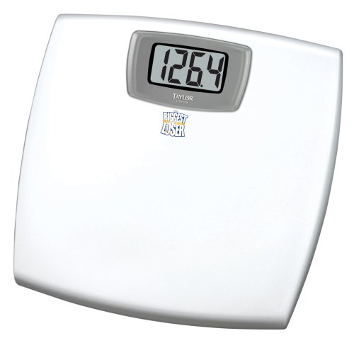 Cheap Biggest Loser 7303 Electronic  Scale by Taylor with Bonus  Biggest Loser 2 Workout DVD (730340132BL)