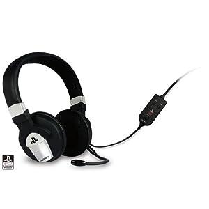 Imagen Accesorios de vi Comunicación Sony modelo Auriculares estéreo para juegos CP-NC2