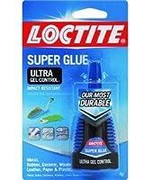 Loctite 1363589, ULTRA Gel Control Super Glue, 0.14 oz
