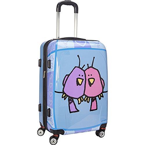 ed-heck-big-love-birds-hardside-spinner-luggage-25-inch-purple-one-size