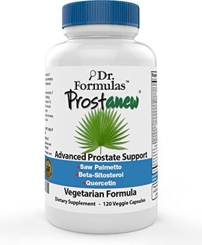 Prostanew Saw Palmetto Extract Beta-Sitosterol Copper Pygeum Pumpkin Lycopene Quercetin Prostate Health Supplement, 120 Count (Lycopene Extract compare prices)