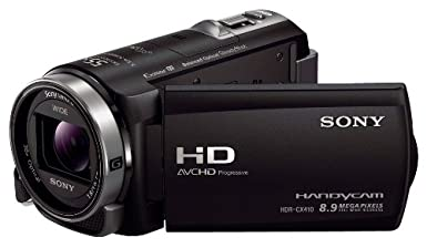 HD Camcorder w/30x Optical