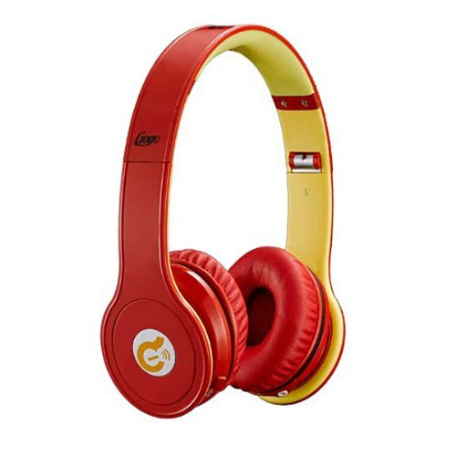 2014 New Syllable® Wireless Bluetooth Stereo Headphone G15 With Mic,Folding Design Noise Reduction Cancellation Headset Crimson For Pc Laptop Iphone Ipad Ipod Smartphone Htc One Samsung Galaxy S5 Or Any Other Device That Has Bluetooth Capability+Free Exce