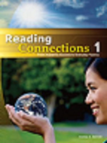 Reading Connections 1 From Academic Success to Real World Fluency111134910X : image