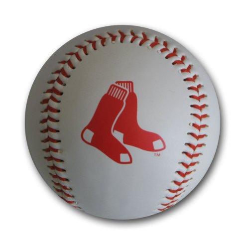 MLB Boston Red Sox Baseball with Team Logo