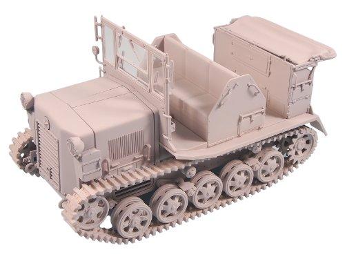 1/35 日本陸軍 九八式4屯牽引車 シケ (G22)