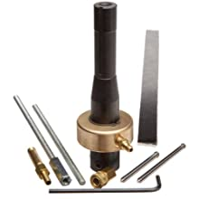 "Jancy Slugger IABR8 R-8 Taper Industrial Arbor With Coolant Inducer And 3/4"" Annular Shank Bore"