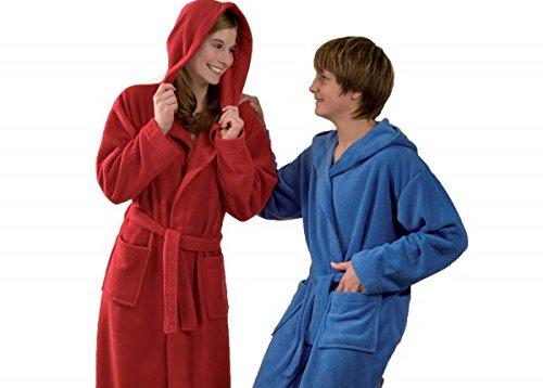 Betz Kinderbademantel Bademäntel Jungen Mädchen mit Kapuze