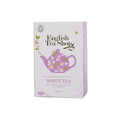 English Tea Shop - Weißer Tee, BIO, 20 Teebeutel von English Tea Shop auf Gewürze Shop