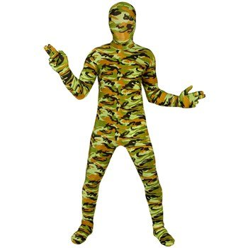 Commando Kids Morphsuit