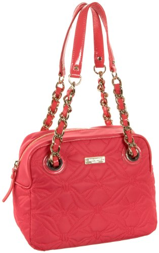 Kate Spade Marivaux Margot Mini Satchel,Strawberry,one size