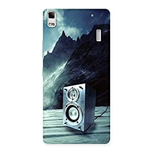 Gorgeous Speaker Of Snow Back Case Cover for Lenovo A7000