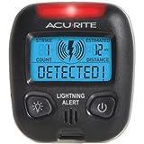 Acu-Rite 02020 Portable Lightning Detector