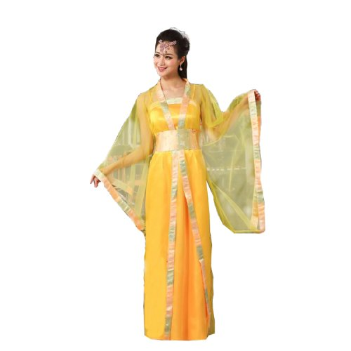 Chinese Ancient Stage Costumes Women's National Halloween Cosplay