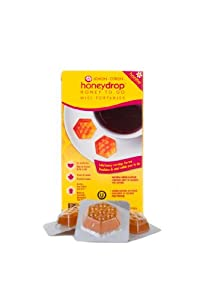 Honibe Honey Drop with Lemon 12 count box (Pack of 5)