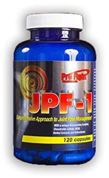 Отзывы Pro Fight JPF-1 (120 Capsules) Comprehensive Approach to Joint Pain Management