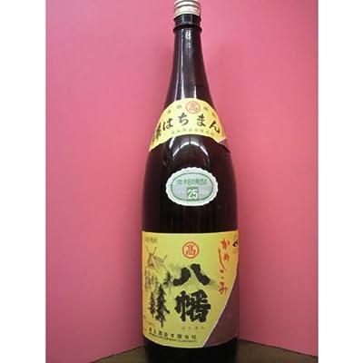 高良酒造 芋焼酎 八幡 25°1800ml