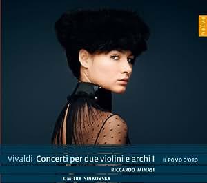 Vivaldi : Concerti per due violini e archi I