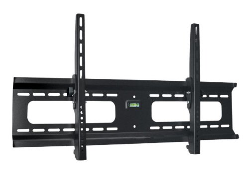 "New Universal Adjustable Tilt Tilting Tv Wall Mount Bracket For Lcd Led Plasma - Black (Max 165 Lbs, 37~65""* Inch) *Max Vesa 800X400 Element Elcpo371 Elchs372 Elchs371 Elgft471 Eldft551"