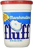 Marshmallow Fluff - 16 oz plastic tub