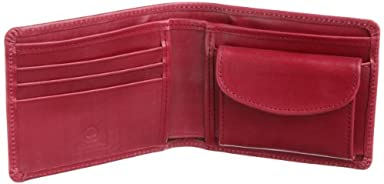 03-4128 Hip Wallet: Bordeaux