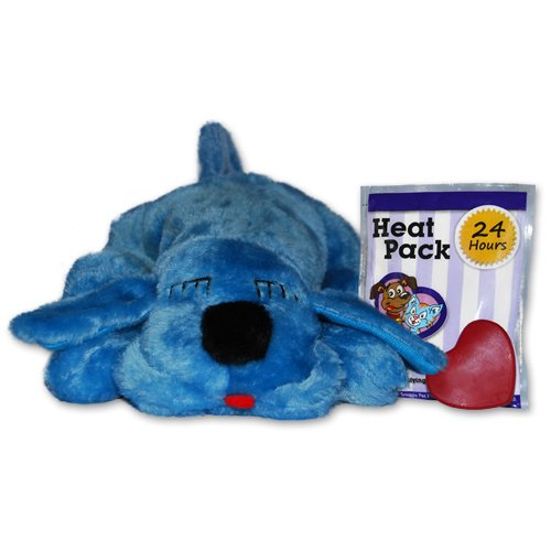 Best Rated Stuffed Dog Toy With Heartbeat For Puppies And Dogs On