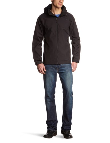THE NORTH FACE Herren Outdoorjacke Stratos, tnf black, L, T0AZLRJK3